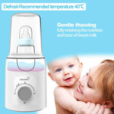 5-in-1 Baby Bottle Warmer and Sterilizer
