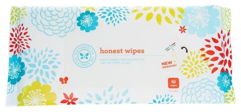 Fragrance Free Baby Wipes - 10 Count