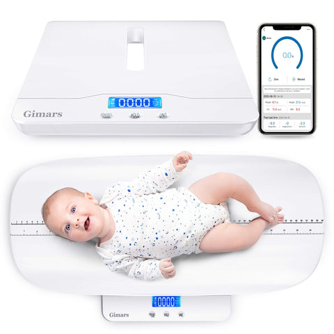 Digital Baby Scale With App