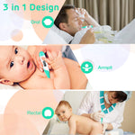 Digital Body Thermometer - Green