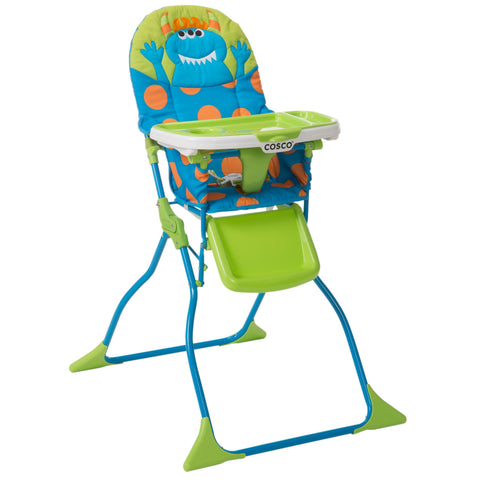 Foldable High Chair - Monster Syd Design