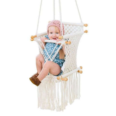 Baby Hammock Chair - Beige