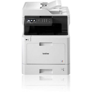 Laser Fax Printer Brother FEMMLF0123 MFCL8690CDWT1BOM 31 ppm USB WIFI   -   NORDBEC SWEDEN