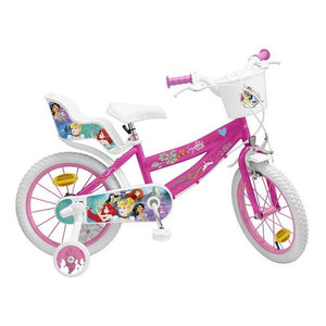"Children's Bike Princess Toimsa (16"")   -   NORDBEC SWEDEN"