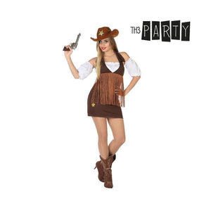 Costume for Adults Cowgirl   -   NORDBEC SWEDEN