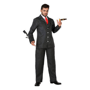 Costume for Adults Gangster (Size m/l)   -   NORDBEC SWEDEN