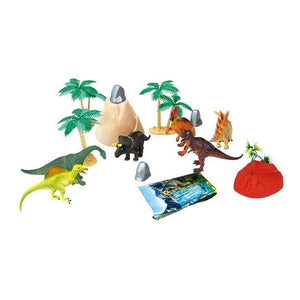 Set of Dinosaurs Safari Dino (30 pcs)