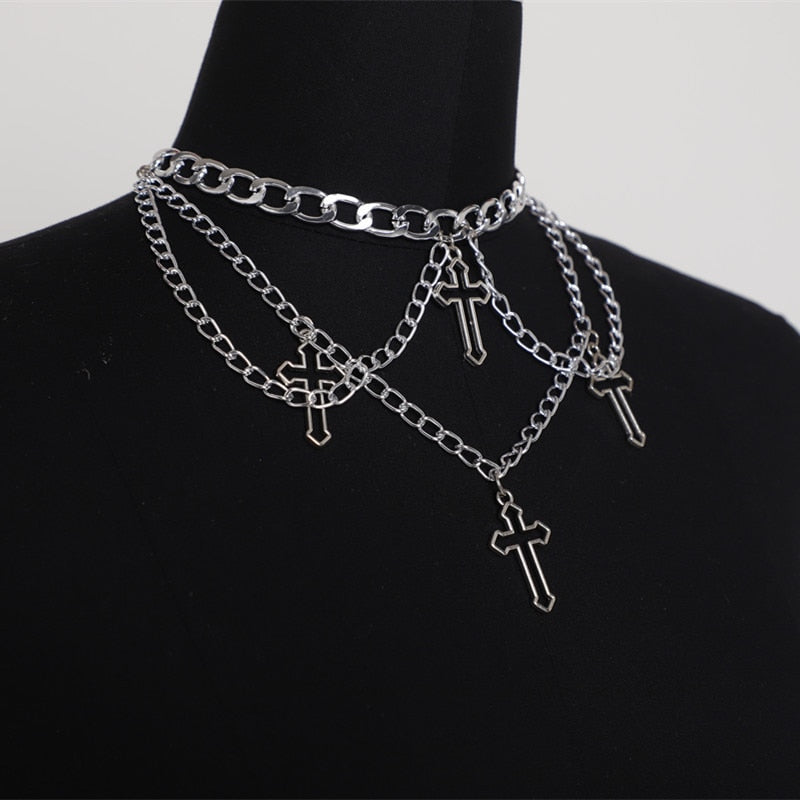 Crucifier Necklace