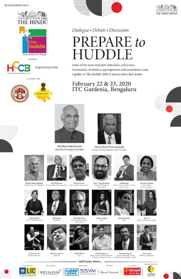 The Hindu Huddle