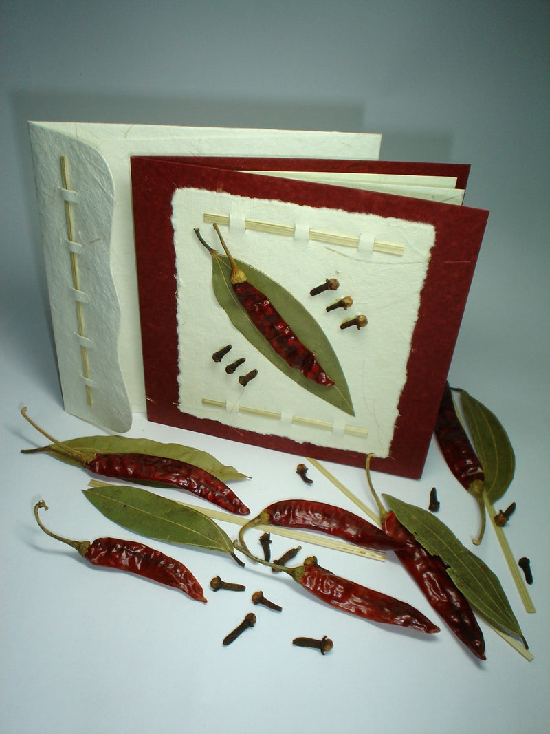 Spice Paper and Card