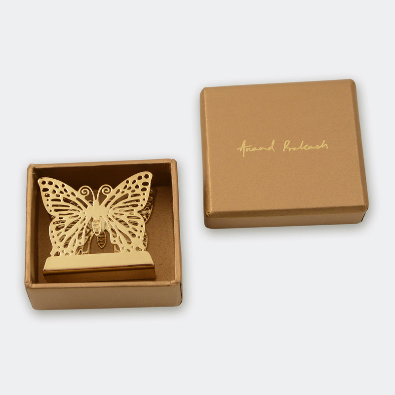 Business Card Holder - Butterfly