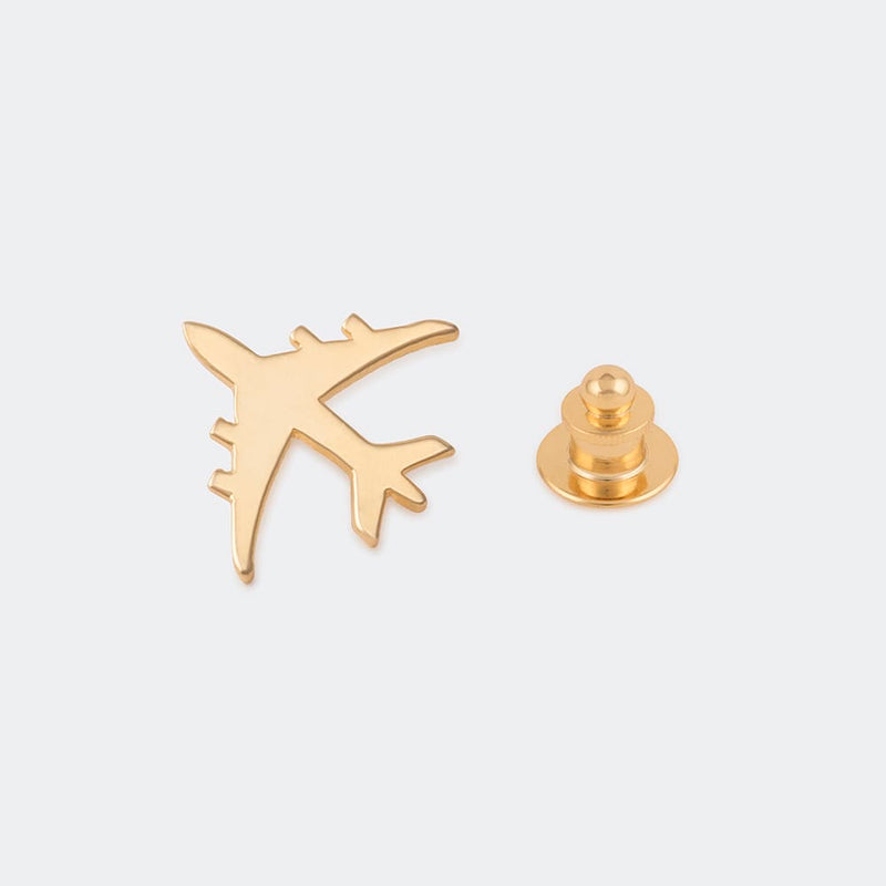 Lapel Pin Aeroplane GP