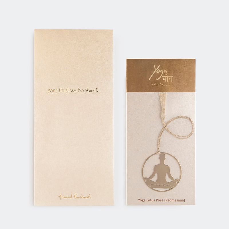 Bookmark Yoga Padmasana
