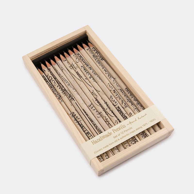 Pencils - Vintage Docs. Box of 12