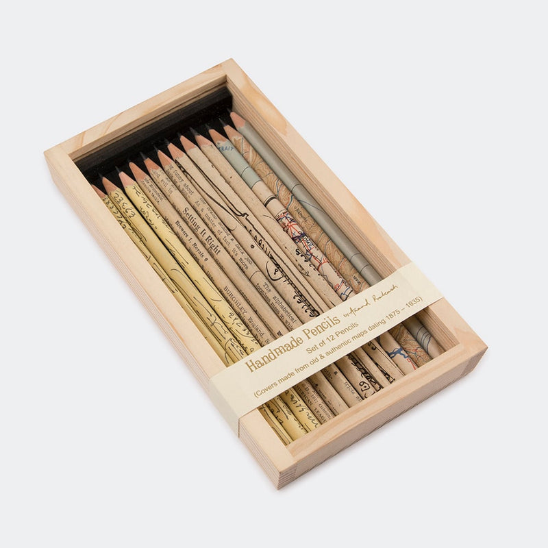 Pencils - Assorted Box of 12