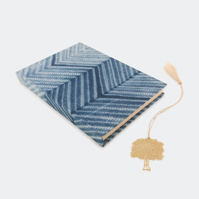 Journal Shibori Diagonal