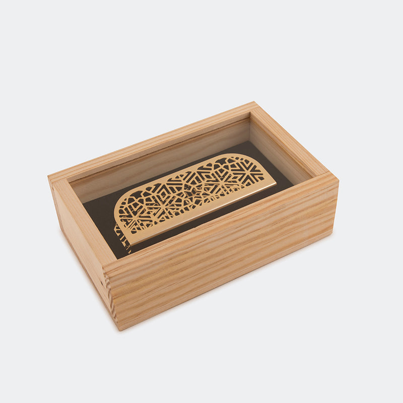 Business Card Holder Jaali