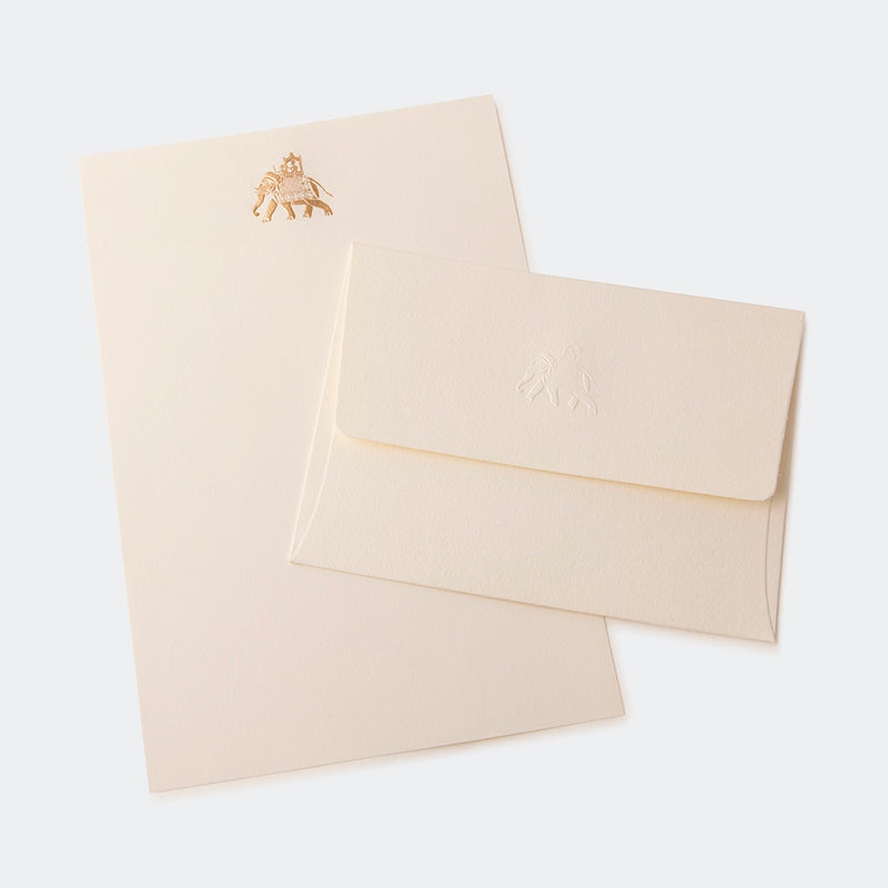 Notecards, Letter Writing, Gift Tags - Elephant