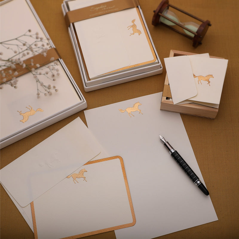 Notecards, Letter Writing, Gift Tags - Horse