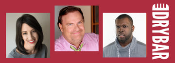 Fri, Apr 2nd @ 7:00pm - Jennifer O'Brien, Kevin Farley and E.L. Smith!