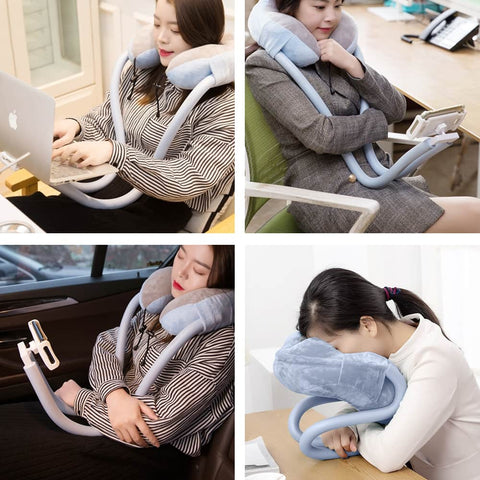 Tech Neck 2in1 Pillow - Mosthing - most thing