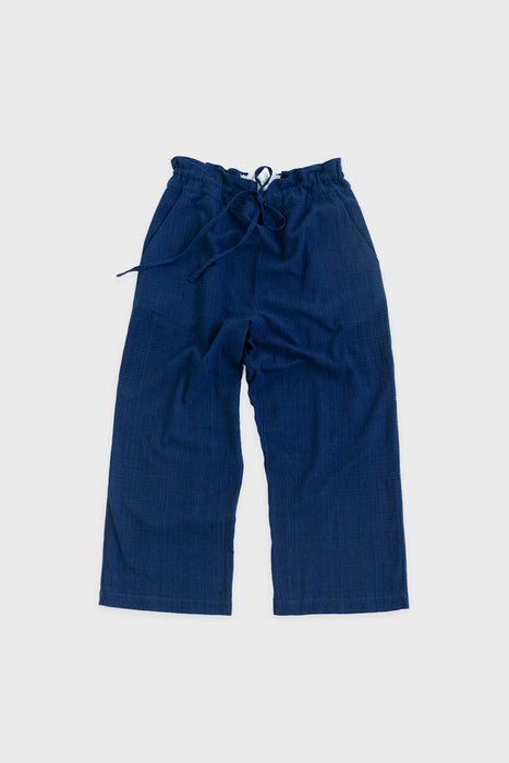 DRAWSTRING TROUSERS STRAIGHT