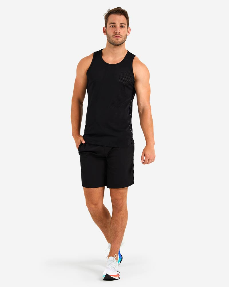Advantage Mesh Tank – Black