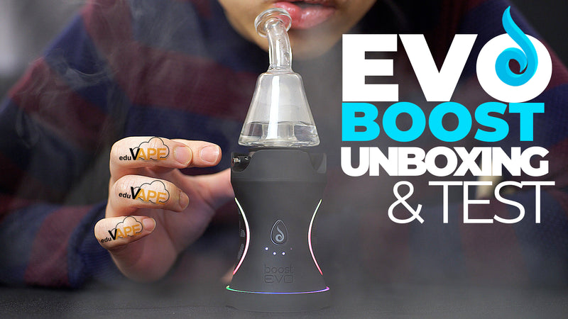 Dr. Dabber Boost EVO Unboxing & Test Video