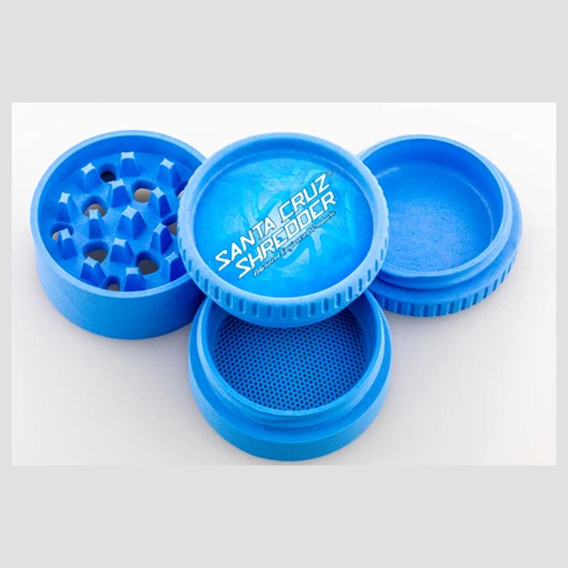 Santa Cruz Shredder Hemp Grinder - 4 Pieces