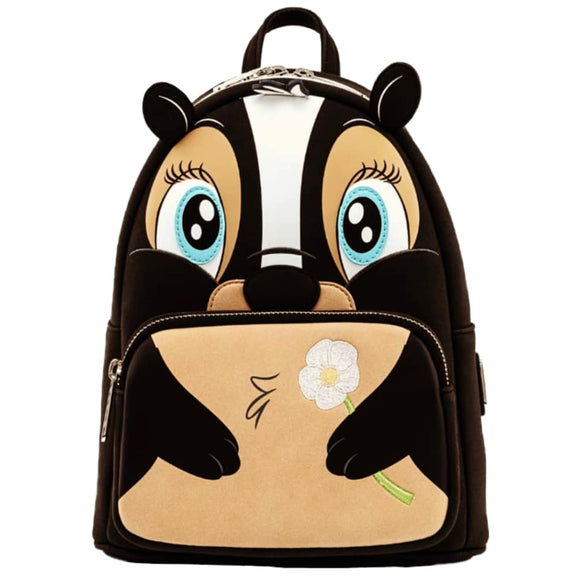 Bambi Flower Cosplay Loungefly Mini Backpack