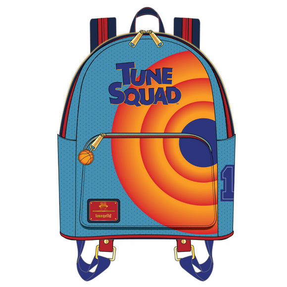 (June Catalog Pre-Order) Space Jam Tune Squad Bugs Bunny Loungefly Mini Backpack