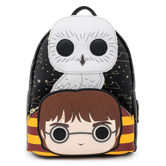Harry Potter Hedwig Cosplay Mini Backpack (Pop by Loungefly)