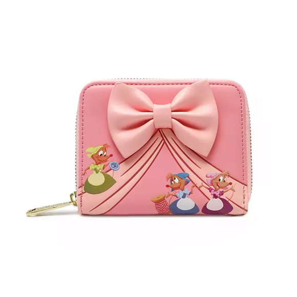 Cinderella Bow Loungefly Wallet