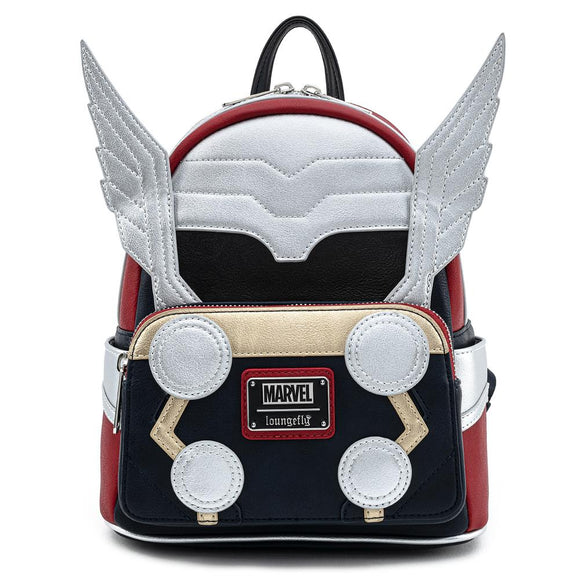 Thor Cosplay Loungefly Mini Backpack