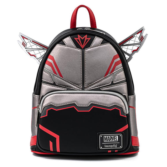 Falcon Cosplay Loungefly Mini Backpack