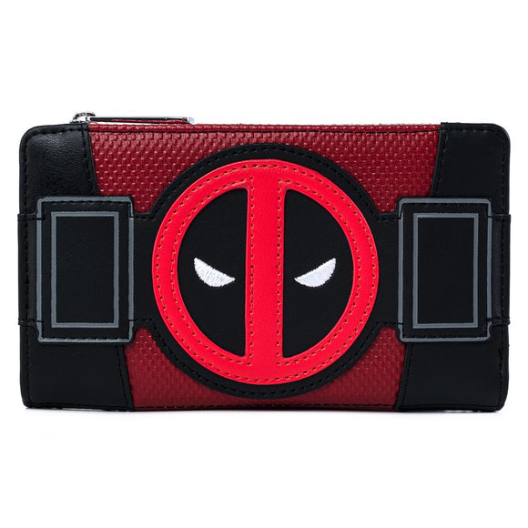 Deadpool Without a Mouth Loungefly Wallet