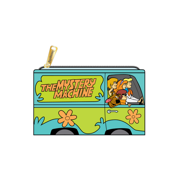 (April Catalog Pre-Order) Scooby Doo Mystery Machine Loungefly Wallet