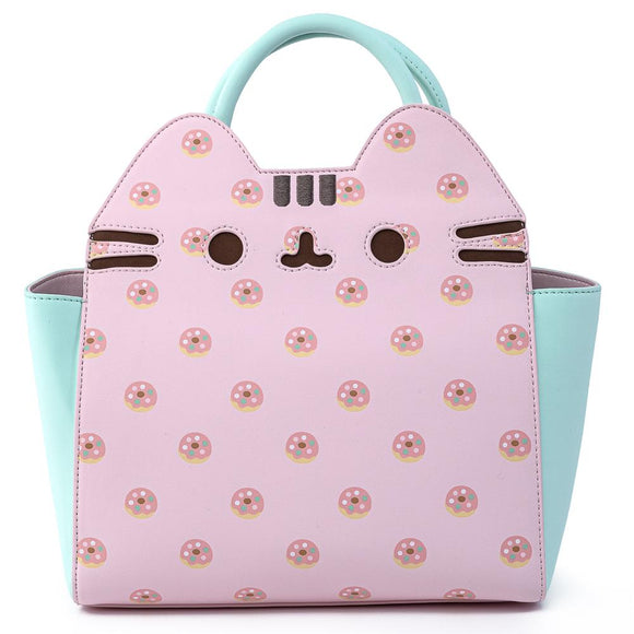 Pusheen Big Kitty Donuts Cosplay Loungefly Crossbody