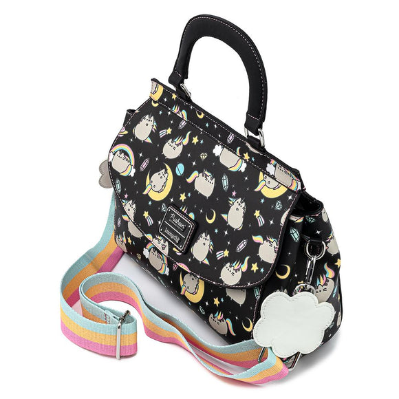 Pusheen Rainbow Unicorn Loungefly Crossbody