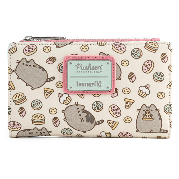 Pusheen Snackies AOP Loungefly Wallet
