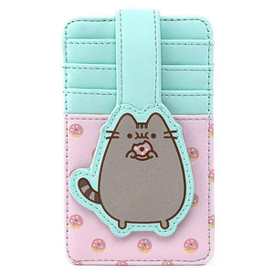 Pusheen Big Kitty Donuts Loungefly Cardholder