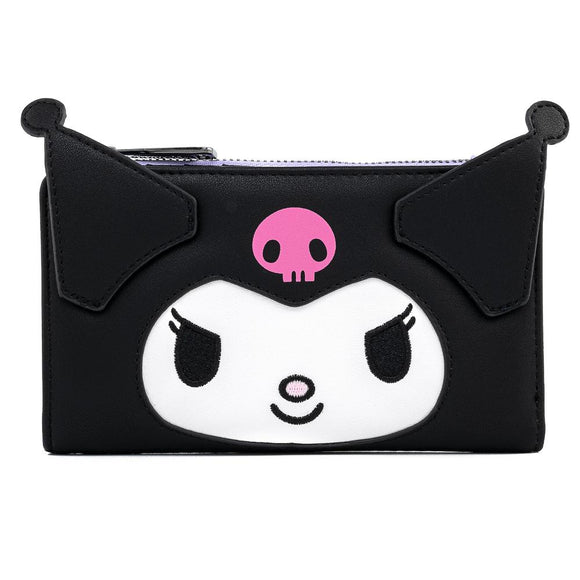 Kuromi Cosplay Loungefly Wallet
