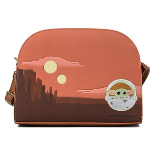 The Mandalorian The Child Cradle Loungefly Crossbody