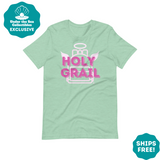"""Holy Grail"" Unisex T-Shirt - Under the Sea Collectibles Exclusive"