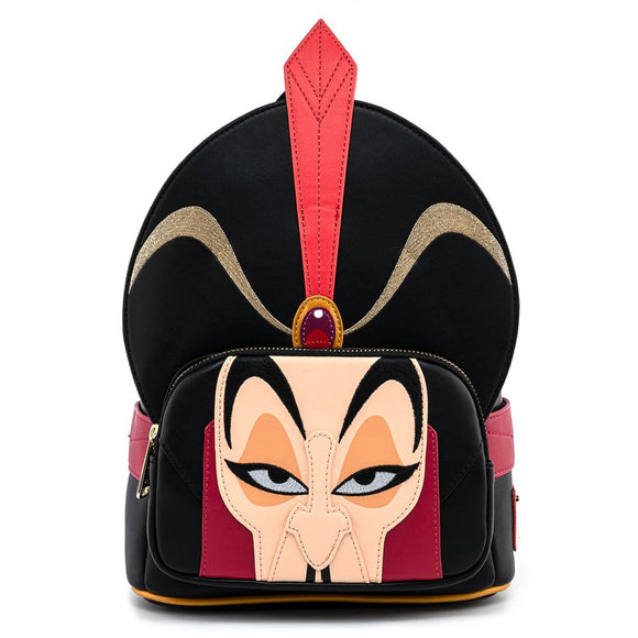 Aladdin Jafar Cosplay Loungefly Mini Backpack