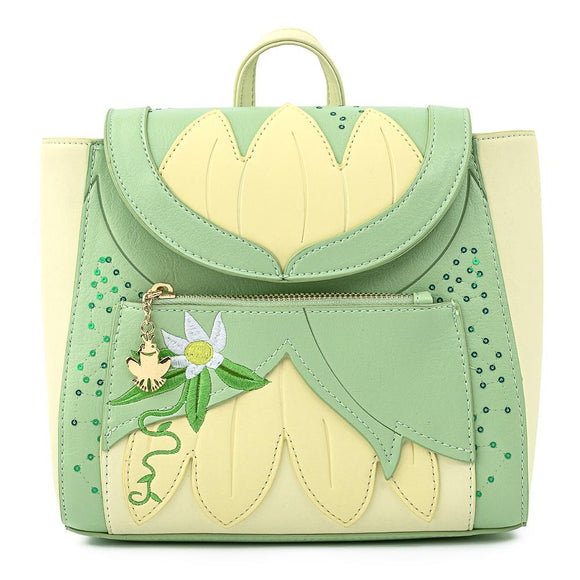 Tiana Cosplay Loungefly Mini Backpack