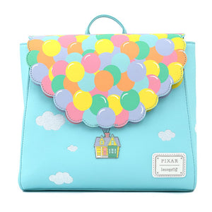 Up Balloon Flap Loungefly Mini Backpack