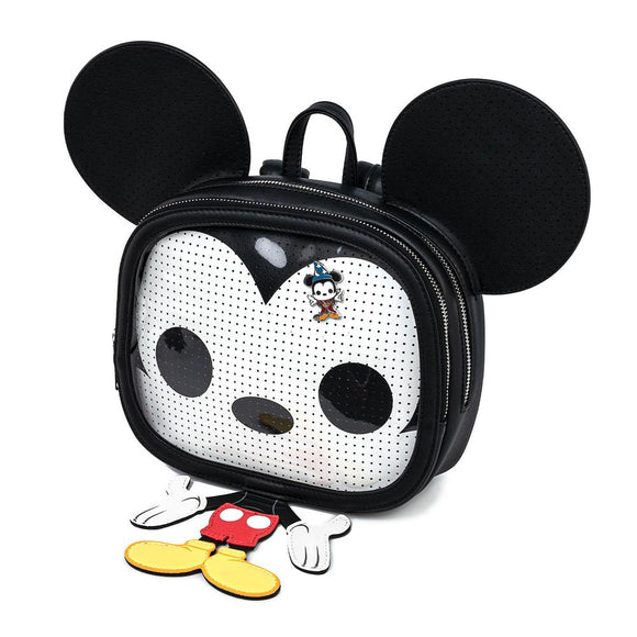 Mickey Pin Collector Backpack (Pop by Loungefly)