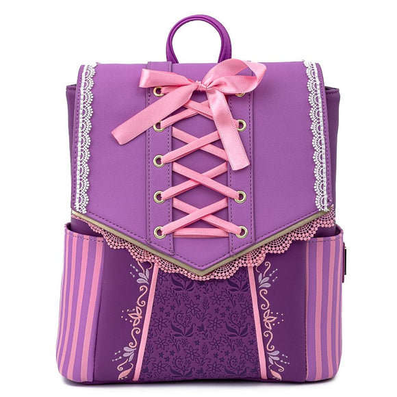 Rapunzel Dress Loungefly Cosplay Backpack