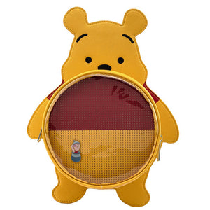 Winnie the Pooh Pin Collector Loungefly Convertible Backpack